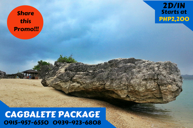 Cagbalete tour package