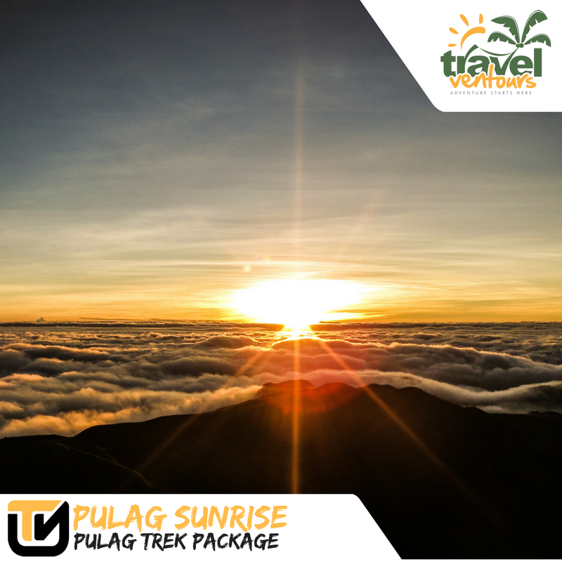 Mount Pulag Sunrise