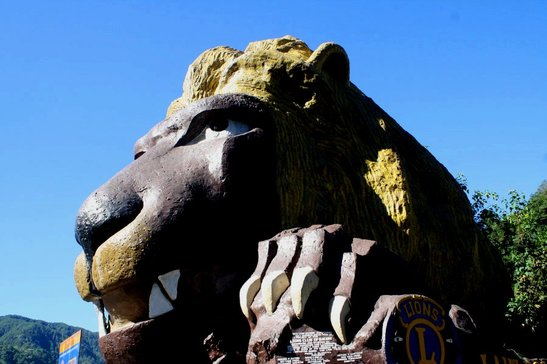 Lions Head Marker Baguio Package