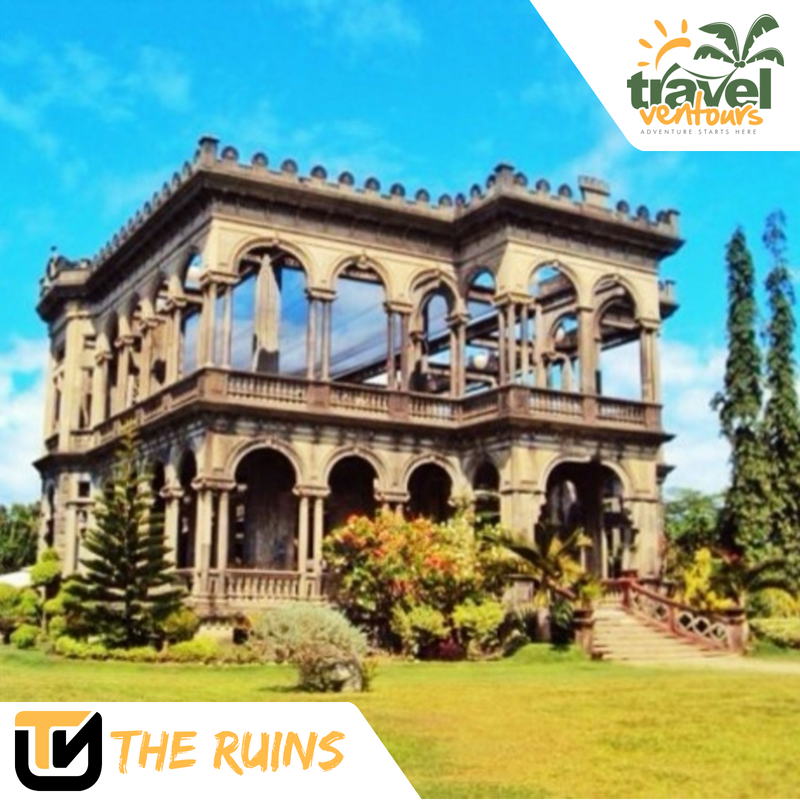 The ruins in bacolod tour package