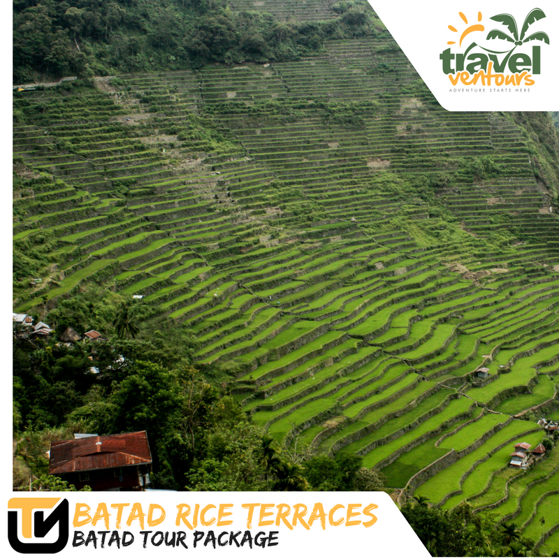 Batad Rice Terraces Batad Tour Package
