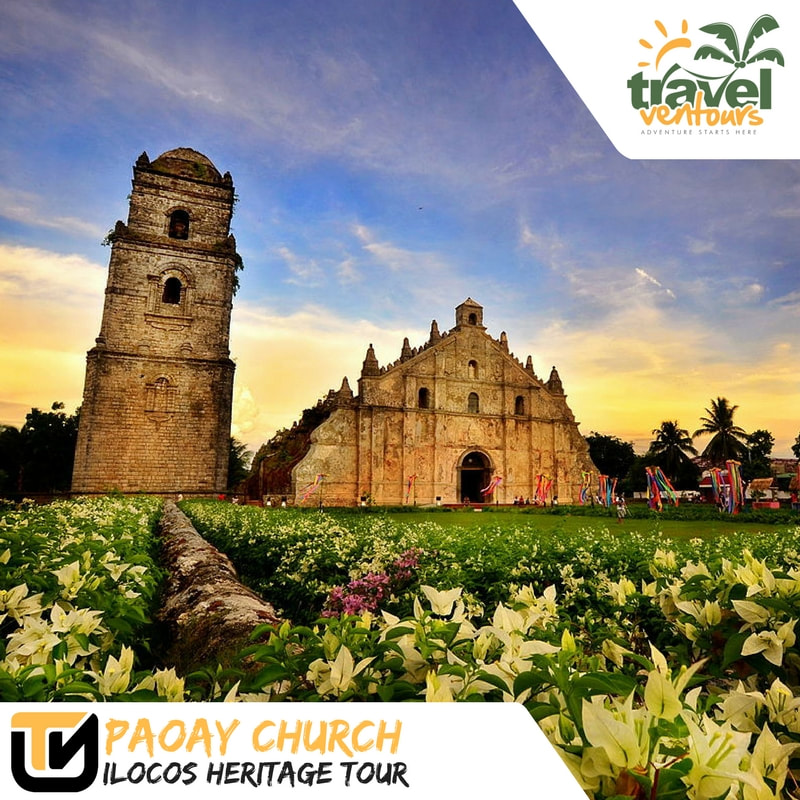 Paoay Church by Travel Ventours