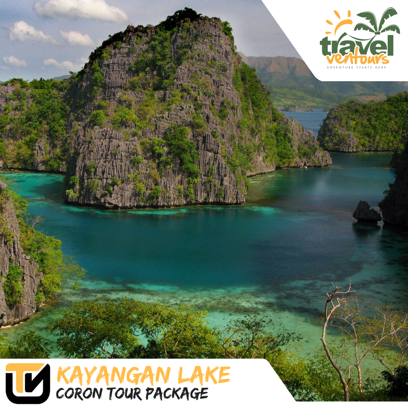 Kayangan Lake Coron Tour Paclage