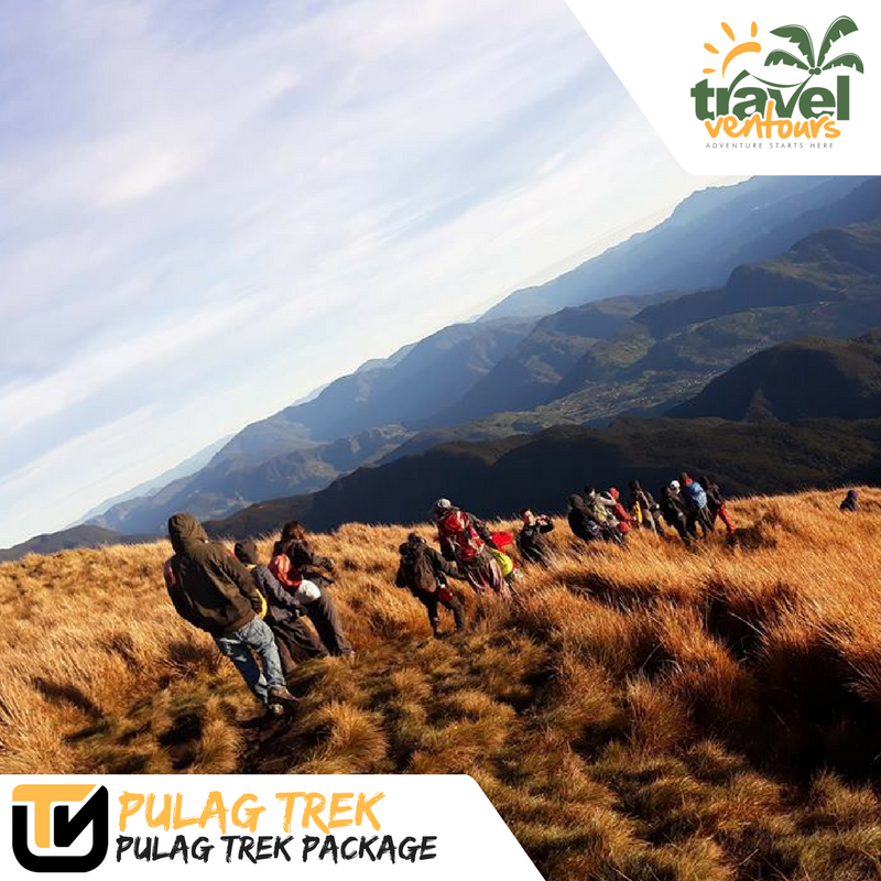 Mount Pulag Trek Package